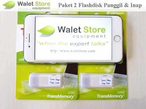 Paket Suara Walet 2 Flashdisk