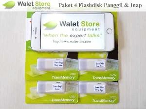 Paket Suara Walet 4 Flashdisk