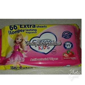 Cussons Kids Tisue Basah 50 Sheets