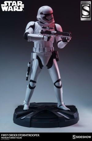 Sideshow Star Wars First Order Stormtrooper Premium Format EXCSLUSIVE