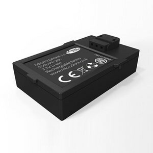 Baterai battery Microdrone Micro drone 3.0 530mah magnetic modulation