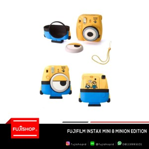 FUJIFILM INSTAX MINI 8 Minions Edition