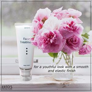 Facial Treatment Ertos Original 100% Agen Resmi Majalengka