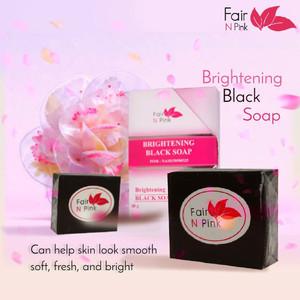Fair n Pink Black Soap