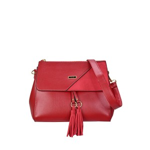 En-ji By Palomino Celestina Slingbag - Red