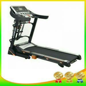 Turin m5 treadmill electrik 4fungsi