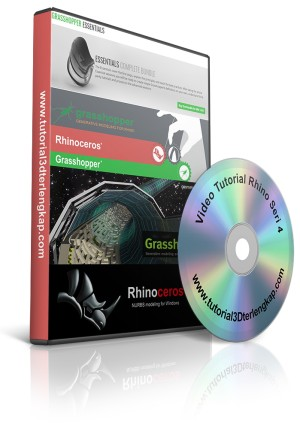 Video Tutorial Mastering Grasshopper in Rhino Seri 4