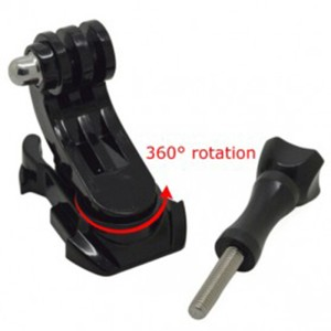 GP305 (360 Swivel Adaptor replace J-Hook for GoPro, SJCAM)