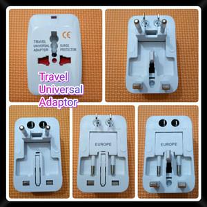 Universal Travel Adaptor / Colokan Steker Listrik Multi International