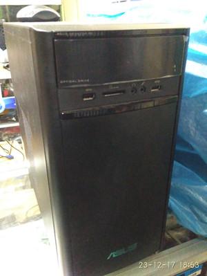 Cpu Buildup Asus i5-4670