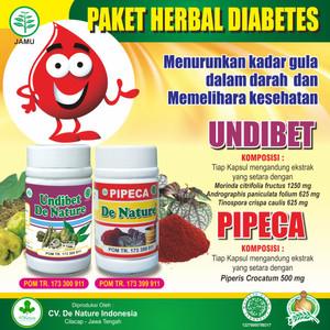 Obat Diabetes / Kencing Manis Herbal Ampuh