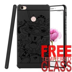 Softcase Cocose Dragon Anti Shock TPU Soft Case Xiaomi MiMax Mi Max