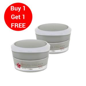 Sakura Collagen Anti AGE`s Cream 10g (BUY 1 GET 1)