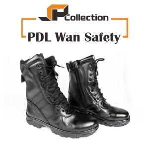 Sepatu PDL Big Size/Jumbo 46-47 PDL Wan Safety Standart TNI/Militer
