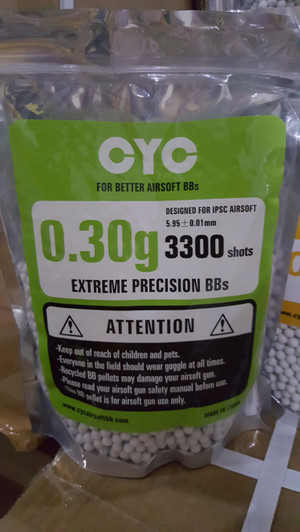 BB merk CYC 0,30g