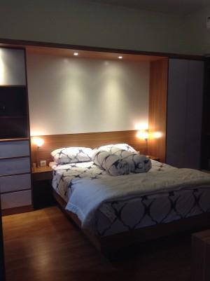 Jual Kamar Tidur Minimalis Interior Design Bedroom Set Custom Kota Cimahi Tukangmeubel Tokopedia