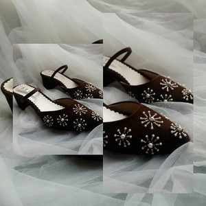 kimta brown payet shoes