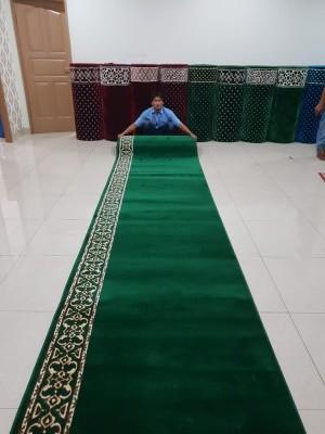 Karpet Masjid Turki Gizem