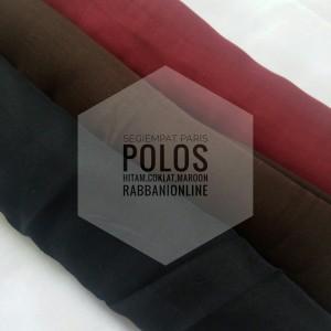 Segiempat Paris Polos (Non Rabbani)