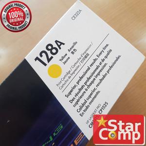 HP LaserJet 128A Yellow CE322A Original