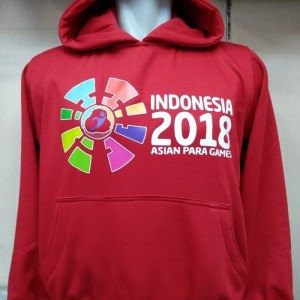 Jaket indonesia 2018 asian para games jakarta