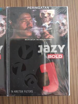 Rokok Jazy Bold 16