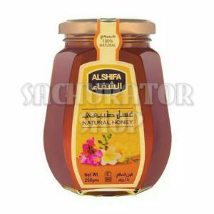 Jual Madu Impor Import Arab Saudi Arabia Al - Shifa Natural Honey 250 gr -  Jakarta Barat - sachurator shop | Tokopedia