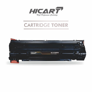Cartridge Hicart for HP Series CF283A