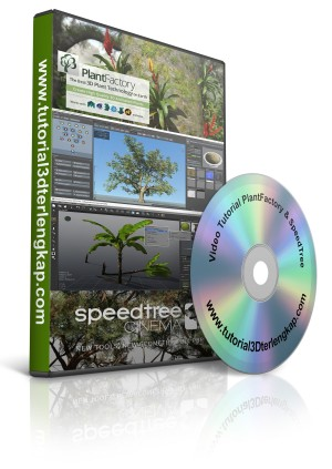 Video Tutorial PlantFactory and SpeedTree Series
