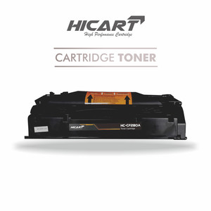 Cartridge Hicart for HP Series CF280A