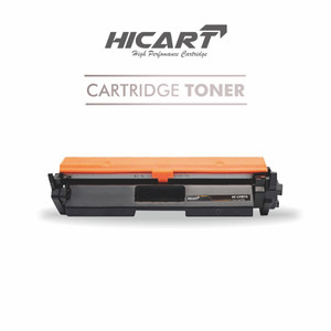 Cartridge Hicart for HP Series C217A