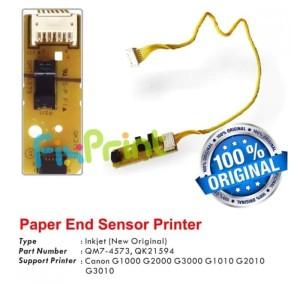 New Paper End Sensor PCB Assy Printer Canon G1000 G2000 G3000 G4000