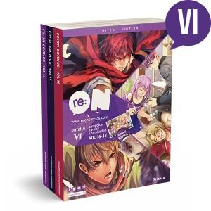 re:ON Bundle VI (Volume 16-18) Komik Reon