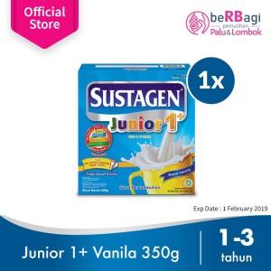 Sustagen Junior Susu Pertumbuhan Vanila 350g Near ED