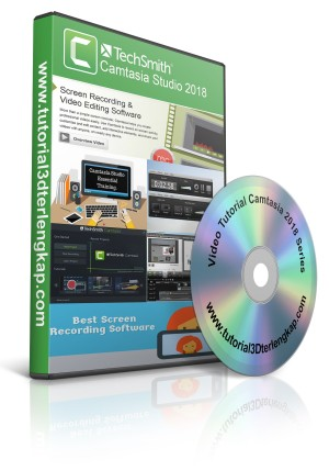 Video Tutorial Mastering Camtasia Studio 2018 Series