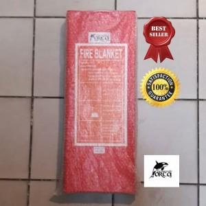 Fire blanket/selimut api/fire blangket ORCA 1.8 X 1.8 mtr