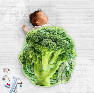 Selimut Bayi Eksklusif Brokoli