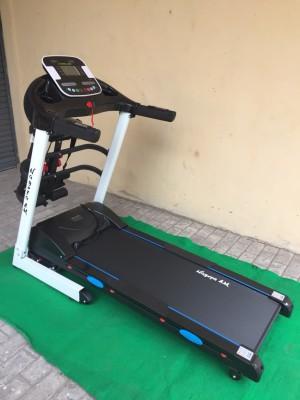 Alat Fitness Treadmill Elektrik nagoya AM AUTOINCLINE fitnes lari