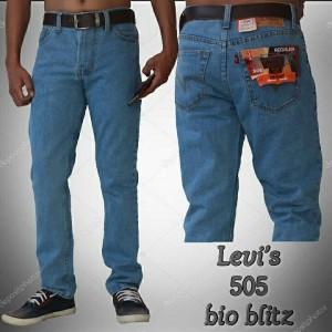 Celana Jeans Standar 505 Jumbo