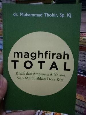 Jual Asli Maghrifah Total Kisah Dan Ampunan Allah Swt Si Buku Agama Dki Jakarta Mirwanbookstore Tokopedia