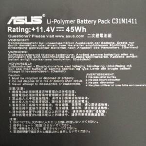 Battery Baterai Batre Laptop Asus ZenBook U Series U305 UX305 U305FA