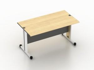 Modera Meja Kantor + Laci Gantung - SOD7512