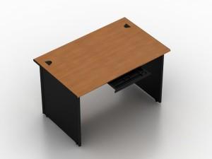 Modera Meja Kantor - COD128 Brown