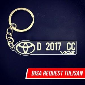 Gantungan Kunci Mobil Toyota VIOS GC-01