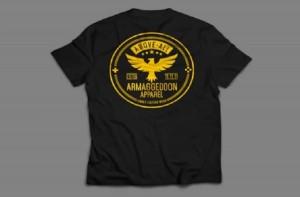 Kaos T-shirt Armmaggedon Full Cotton