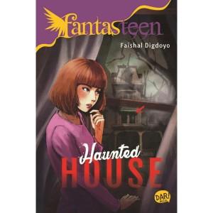 Jual Fantasteen : Haunted House - Alifia Bookstore   Tokopedia