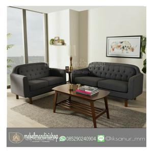 Furniture Ruang Tamu | Kursi Sofa Tamu Retro | Meja Tamu Retro