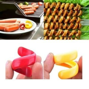 Alat Potong Sosis Hot Dog Slicer Rumah Tangga Peralatan Perabot Unik M