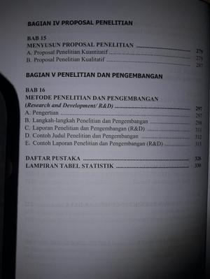 Contoh Proposal Penelitian R D Sketsa
