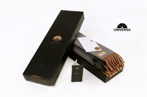 Sajadah Kepala Dark Grey (S)- Sajadah Polos Bulu Rumbai UNIVERSA